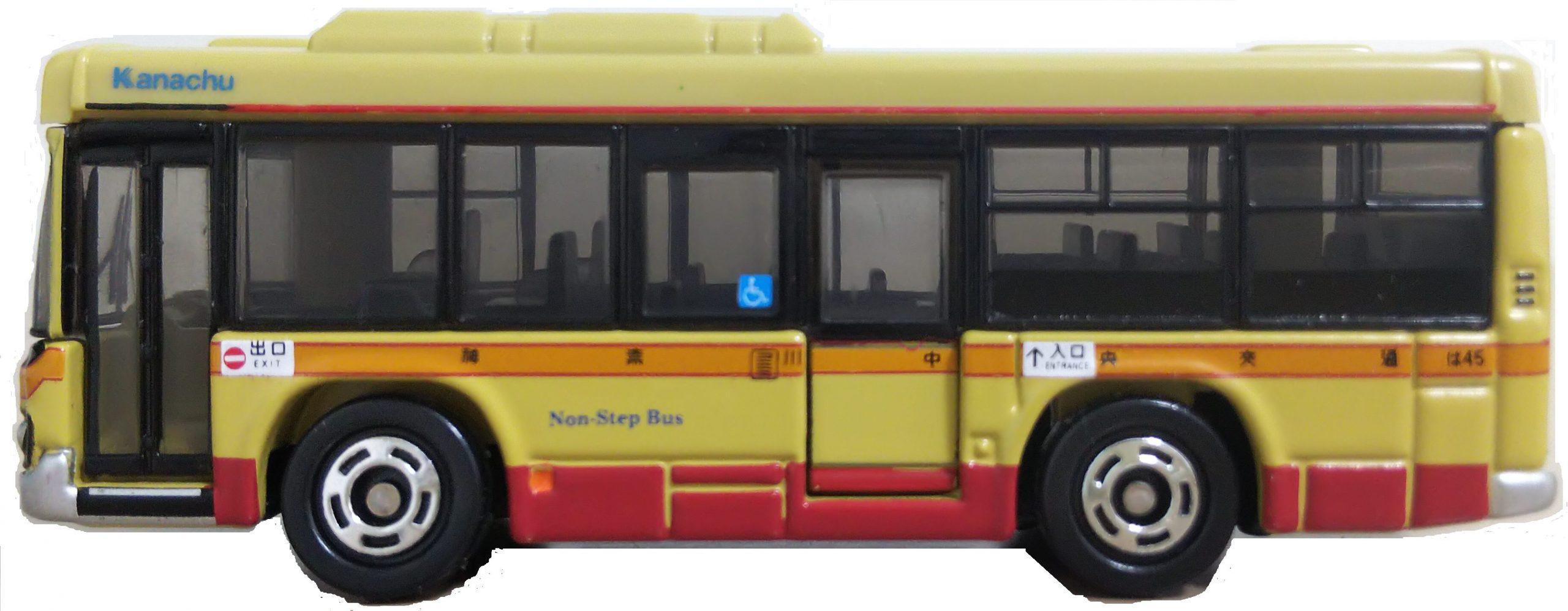 神奈中バス時刻表